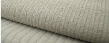 他に類のないスッキリとした織り目の熊本夢表